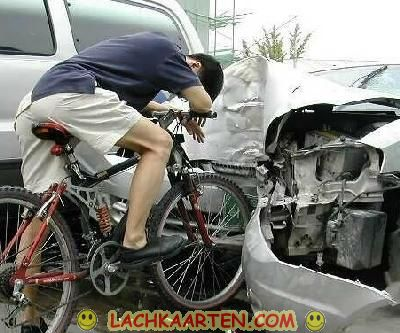 Een vreed accident